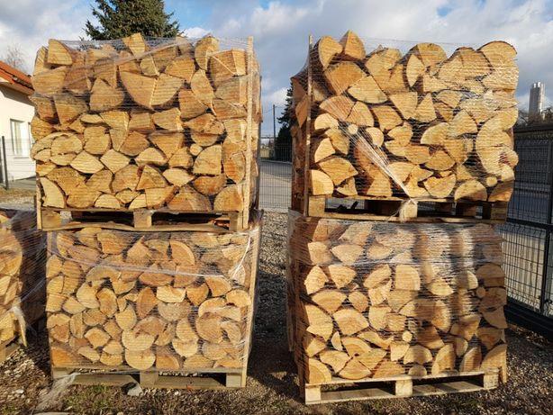 Drewno brzoza dąb buk sosna opalowe kominkowe faktura VAT TRANSPORT