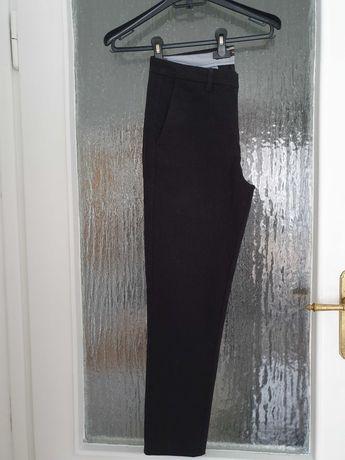 Nowe czarne męskie spodnie Zara rozmiar 38