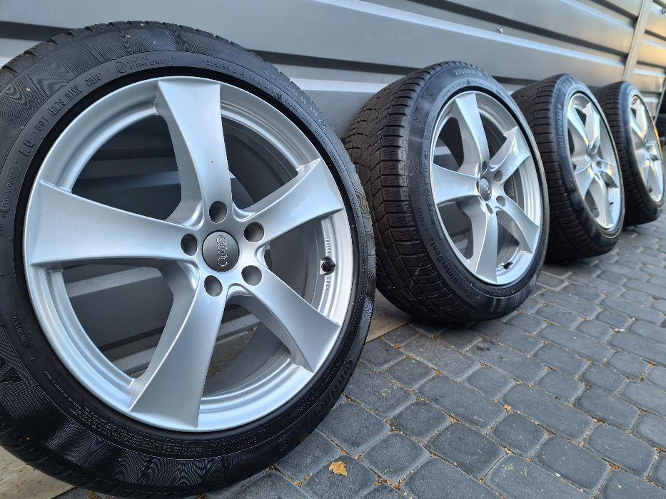 """Oryginalne Felgi Dezent 18"""" Mercedes Audi A3 A4 A6 Q3 Q5 TT Skoda VW"""