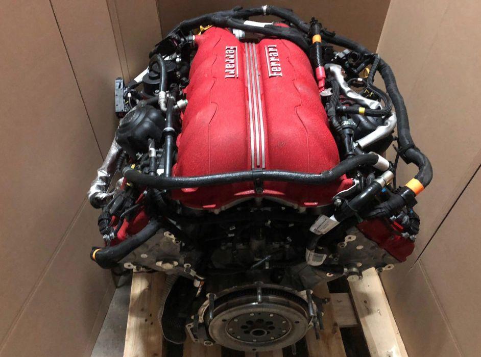 Motor Ferrari California