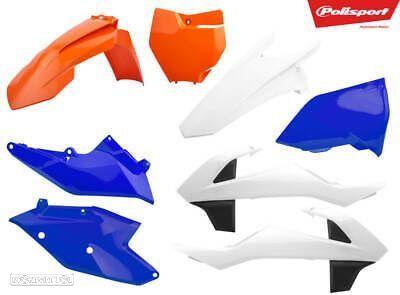 kit plasticos polisport six days frança ktm exc-f 250 / 350 / 450