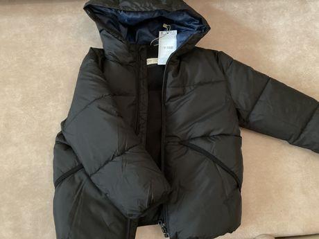 Зимняя куртка mango на 5 лет