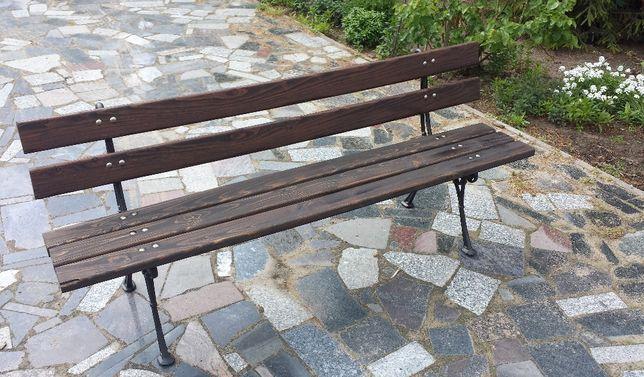 ławka ogrodowa, różne kolory i wielkość, solidna 180 cm !