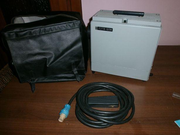 Кинопроэктор широкопленочный ЛЭТИ-60М с дистанцыонным управлением