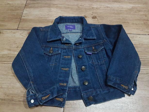 Kurtka jeans dla dziewczynki