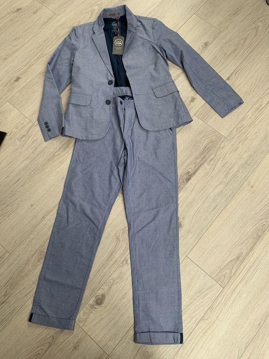 Komplet marynarka, spodnie, koszula - 158 cm Tarnowskie Góry - image 1