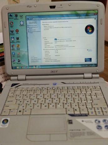 Нетбук (ноутбук) Acer aspire 2920