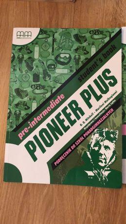 Podręcznik i ćwiczenia Pionner Plus