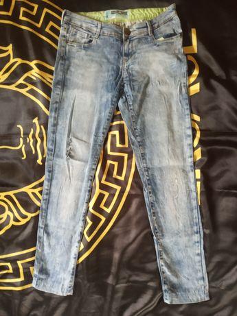 Spodnie jeans, boyfriend, r. M , chilli jeans
