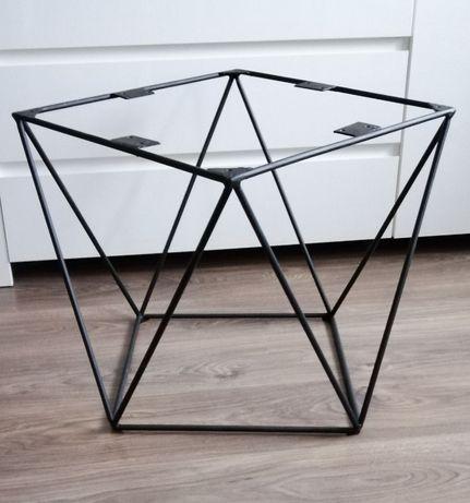 Podstawa stelaż nogi stolika, stolik, stół loft, industrialny, okrągły