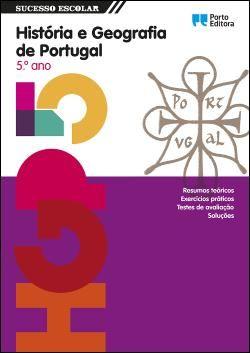 Sucesso Escolar 5.º - Ciências Nat. I Hist. e Geo. de Portugal