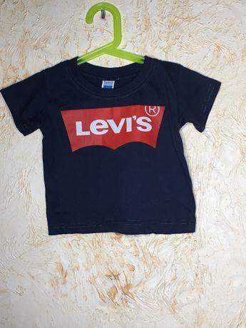 Koszulka z napisem Levis, r 56