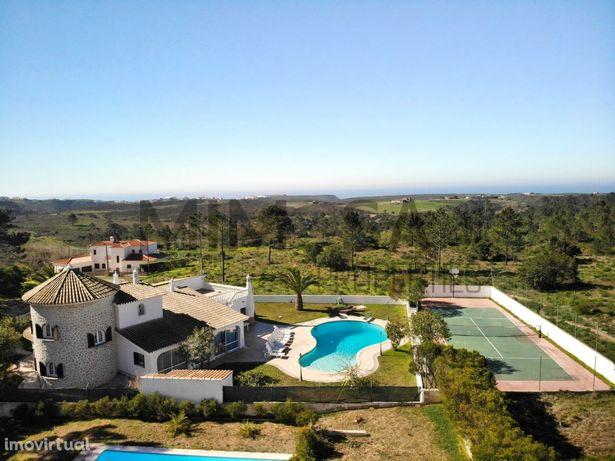 Deslumbrante moradia de quatro quartos com piscina e Vista mar em Vale