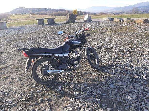 Sprzedam Motorower 50/72
