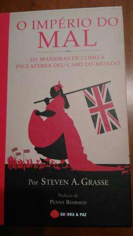 O império do mal - Steven A. Grasse
