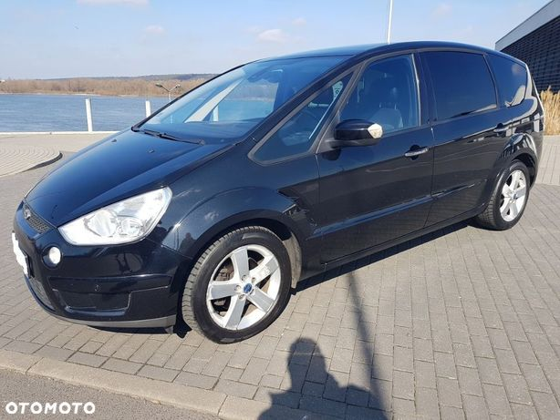 Ford S-Max Ford S MAX Full OPCJA Jak Nowy