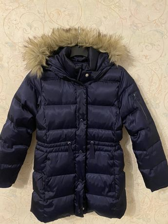Куртка для девочки,GAP kids, пуховик, 10-11 лет.