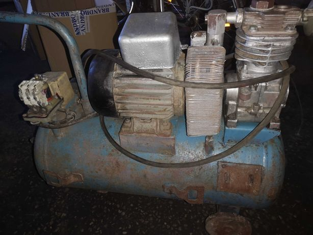Polski Kompresor polmo jak 3jw60