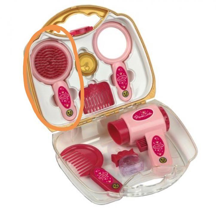 Zestaw fryzjerski dla dzieci w walizce nr 98 Stęszew - image 1