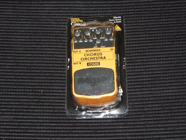 Pedal Behringer CO600 Chorus Orchestra
