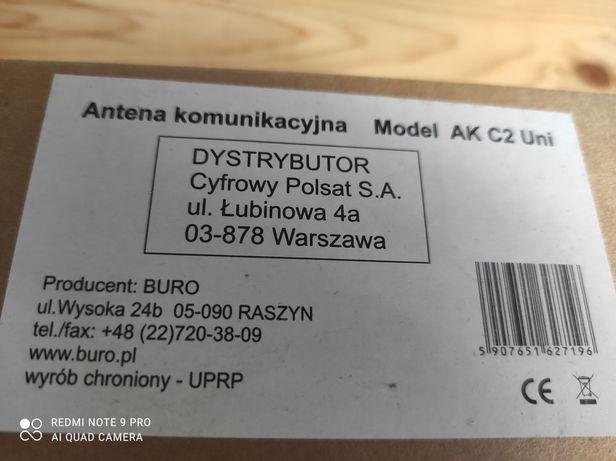 Antena komunikacjikacyjna model AK C2 Uni