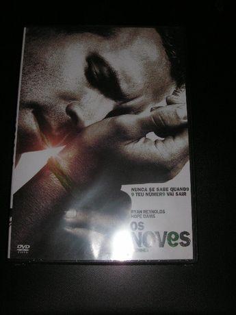 DVD Os Noves (Novo)