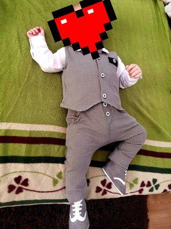 Elegancki komplet- ubranko do chrztu