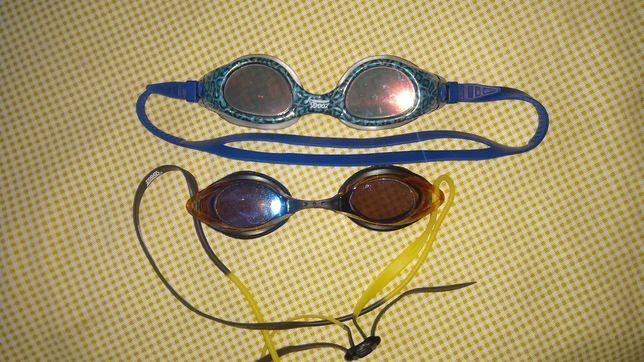 очки для плаванья Zoggs c зрачками зверя