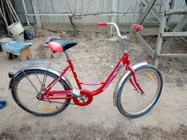велосипед подростковый новый