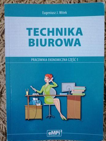 Podręcznik Technika Biurowa