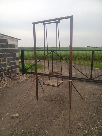 Hustawka ogrodowa metalowa
