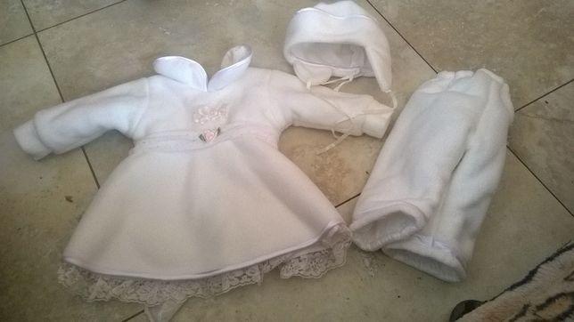 sukienka na chrzest św