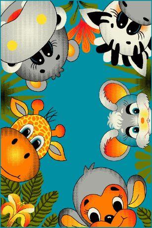Детский ковер Kolibri 3x4