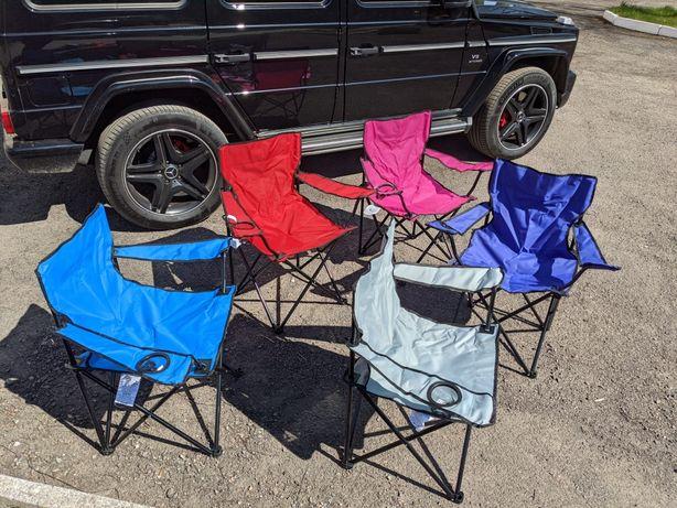 Раскладной туристический или для пикника и рыбалки стул