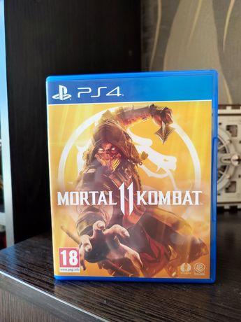 Диск с игрой Mortal Kombat 11