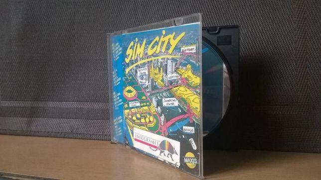 Gra Sim City Amiga CDTV Oryginał !!