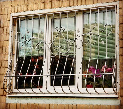 Решетки на окна. Замер БЕСПЛАТНО !!!