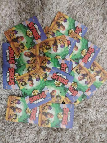 Карточки brawl stars 16шт
