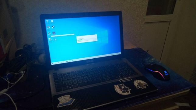 Продам ноутбук asus x550cc