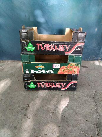 Картонные ящики под ягоды, фрукты,клубнику.