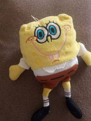 Спанч Боб мягкая игрушка!