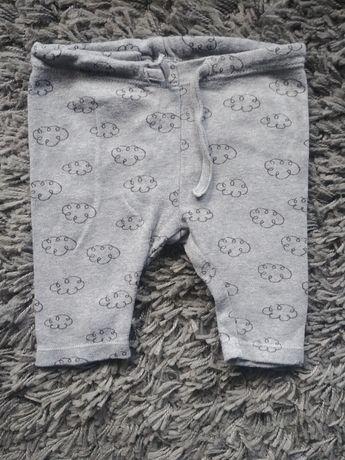 Ubranka dla niemowlaka / spodnie 50/56 F&F