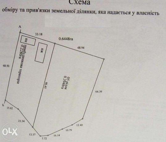 70 соток земли в с. Хоробичи Черниговская обл.
