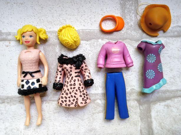 Набор кукла Полли Покетт с одеждой лот