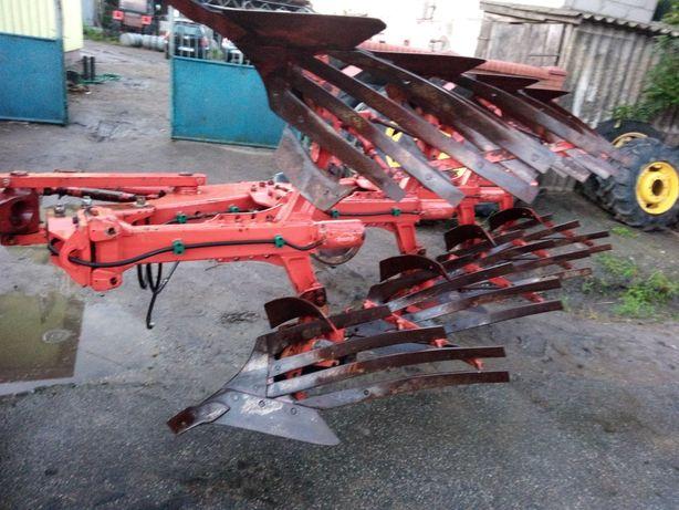 Pług kuhn multimaster 110 ażurowy 4skibowyzabezpieczenia olejowe