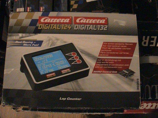 Carrera Digital 132 licznik okrażeń