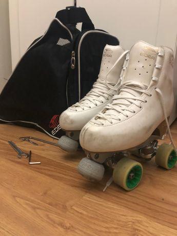 Patins de patinagem artística EDEA