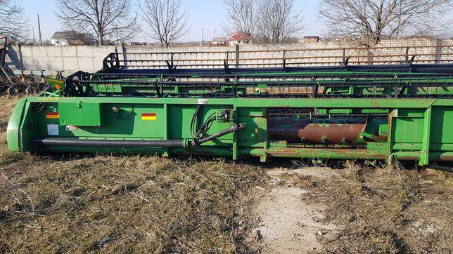 жатка зерновая John Deere 630F Flex