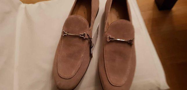 Nowe buty firmy ZARA
