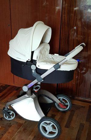 Коляска Hot mom limited 2в1, сумка в подарок